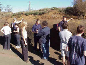 Chew Valley School, November 2001: Volcanic Soils Study