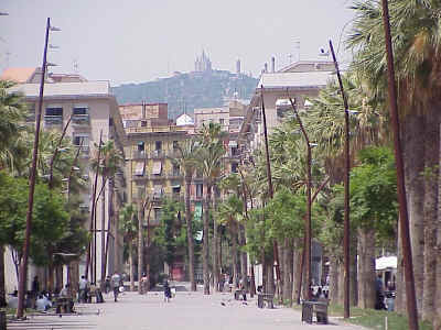 El Raval: the new Rambla allows for social mixing
