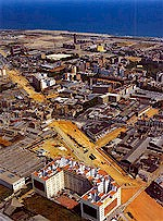 Poblenou district under construction