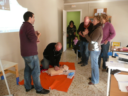 Red Cross First Aid Refresher Course
