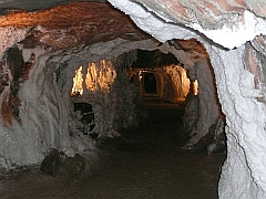 Inside the Cardona salt mine