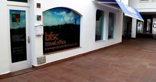 BFSC Travel Office