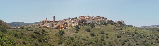 Gratallops - the centre of the wine revival in Priorat
