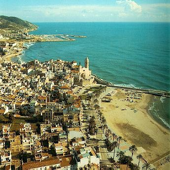 Tourism and the butler model in sitges and calafell - Sitges tourist information office ...
